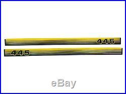 New LH & RH Side Panels KIT AM128982 AM128983 Fits John Deere 445 LOW S/N