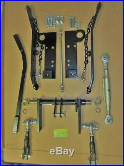 New RUEGG 3 Point Hitch Kit fits John Deere 140