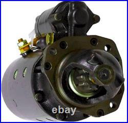 New Starter Fits John Deere Crawler 455g 550 550b 550g 555 555a 555g 650g Ty6712