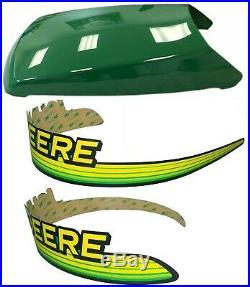 New Upper Hood KIT Fits John Deere LT150 LT160 LT170