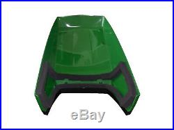 New Upper Hood WithService Decal replaces AM128986 Fits John Deere 425 445 455 415