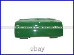 New Upper &Lower Hood/Bumper/Foam Isolator/LH&RH Stickers Fits John Deere 325 UP