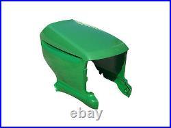 New Upper & Lower Hood/Bumper/Foam Isolator/LH&RH Stickers Fits John Deere LT160