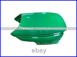 New Upper & Lower Hood/Bumper/Foam Isolator/LH&RH Stickers Fits John Deere LX280