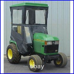 Original Tractor Cab Hard Top Cab Enclosure Fits John Deere 425 445 455 Lawn &