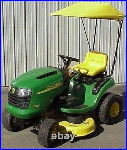 Original Tractor Cab Sunshade Fits John Deere L100 100 & LA100 Series Lawn Tract