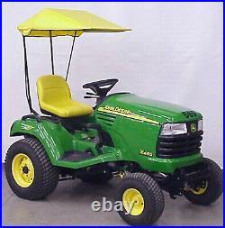 Original Tractor Cab Sunshade Fits John Deere X400 X500 & X700 Series Lawn & Gar