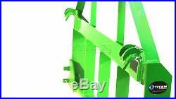 Pallet Fork Frame fits john deere loader attachment (JDFRLD)