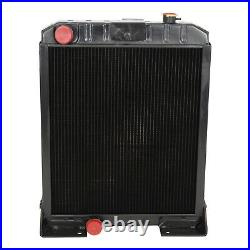 Radiator Fits John Deere 410B 410C 410D 415 510B 510C 510D 515 610 AT146006