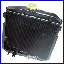 Radiator fits Yanmar YM2500 YM3110 YM3000 122250-44501 fits John Deere 900 850