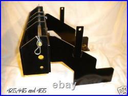 Rear Suitcase Weight Bracket Fits John Deere 425 445 455