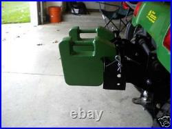 Rear Weight Bracket Fits John Deere X475 X485 X575 X585 X595 X728 X740 X748 X749