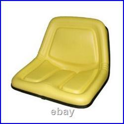 Replacement Seat Fits John Deere 120 140 300 312 314 317 400 Mowers