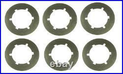 Reverser Friction & Steel Clutch Kit fits John Deere 350 350B 350C 350D 1010
