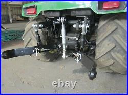Ruegg Cat 1 Hitch Kit fits John Deere 316 318 322 420 430