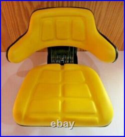 SEAT TO FIT JOHN DEERE 2240 2255 2350 2355 2355n 2440 2550 2555 2640 2750 2755