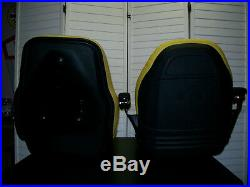 Seat Fits John Deere 4210,4310,4410,4510,4610,4710,3320 Compact Tractors, Jd #jw