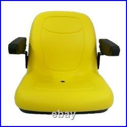 Seat Fits John Deere X310 X330 X350 X370 X380 X390 X520 X530 X570 X580 Mowers