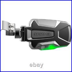 Seizmik Pursuit Night Vision LED Pro-Fit Side View Mirrors for UTV