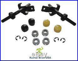 Steering Spindle Kit Bushing Fits John Deere LA100 L105 LA115 LA125 LA130 LA135