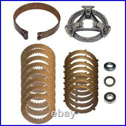 T21315 T20790 Metallic Steering Clutch Kit Fits John Deere Dozer 350 350B
