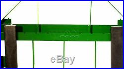 Titan 42 Pallet Fork Attachment fits John Deere 200,300,400,500 Loaders