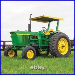 Tractor Canopy and Certified ROPS Metal fits John Deere 4010 4000 3020 4020