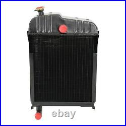 Tractor Radiator Fits John Deere 420 430 with Short Neck OE# AT10299 AM2959T