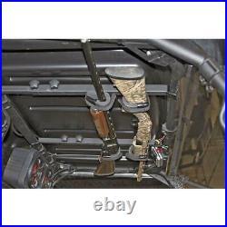 UTV OVERHEAD GUN RACK CARRIER for John Deere Gator Polaris Ranger Kawasaki Mule