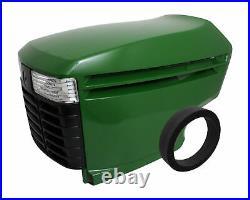 Upper Lower Hood Grill Foam Kit Fits John Deere AM132529 AM132688 LX GX GT 345