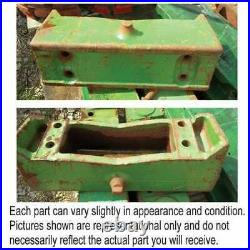 Used Weight Bracket fits John Deere 4230 4630 3020 4020 4000 4050 4240 7700