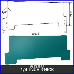 VEVOR 1/4 Quick Tach Mounting Plate fits John Deere Universal Mount Bracket