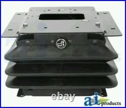 Wide Base Air Suspension Seat Base 12 volt Fits Several Models MA2C12