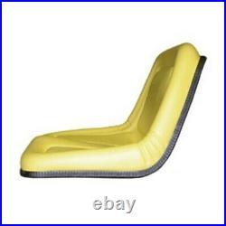 Yellow Seat Fits John Deere 170 175 180 185 316 318 322 330 332 420 STX38 Mowers