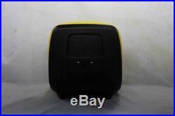 Yellow Seat Fits John Deere Farm Utility Tractors 5205, 5105 #bv