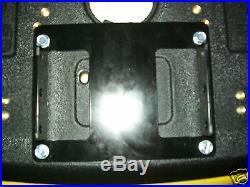Yellow Seat fits John Deere 650 750 850 950 1050 900CH Tractors CH16115 #EK