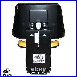 Yellow Trac Seats Brand Tractor Suspension Seat Fits John Deere 5400 5410 6110